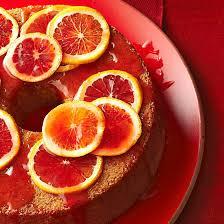 orange pound cake