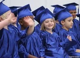 pre k cap and gown do four year olds need a graduation ceremony news