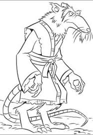 craftoholic teenage mutant ninja turtles coloring pages kal el