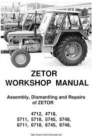 zetor 6340 repair manual 100 images zetor tractor 3320 3340