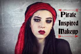 pirate makeup ideas halloween costumes