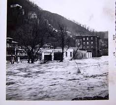 fanning funeral home iaeger wv flood of april 1977 fanning funeral home in welch wv photography