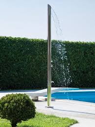 Outdoor Shower Ideas Poolside Showers Hgtv