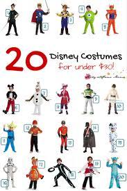 list of ideas for halloween costumes 20 disney costumes under 30 costumes and princess costumes