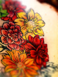 31 best dahlia tattoo designs images on pinterest bird tattoos