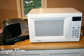 Microwave And Toaster Set How To Set Up A Kitchen On The Cheap Without It Looking Cheap