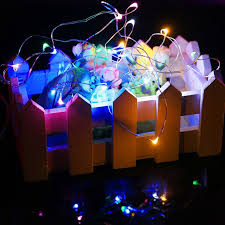 jrled waterproof 2m 20 led battery powered string lights for