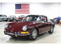 porsche 911 s 1969 for sale 1969 porsche 911 for sale on classiccars com 5 available