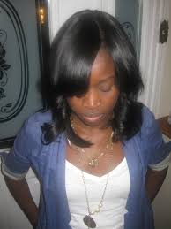 no part weave hairstyles invisible part weave all sew in no glue love yourself love