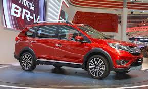honda car 7 seater honda cars india unveils 7 seater br v