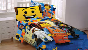 amazon com lego the movie full size sheet set home u0026 kitchen