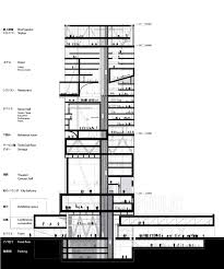highrise proposal tokyo on behance archi drawings plans
