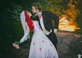 harley quinn wedding dress harley quinn and joker wedding ver 9 by thepuddins on deviantart
