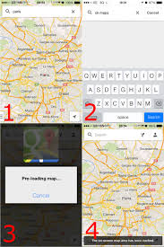 Google Maps Offline Iphone Using Google Maps Offline And Never Rarely Getting Lost Again