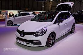 renault 4 2015 2015 renault clio rs 220 trophy edc looks very impressive at