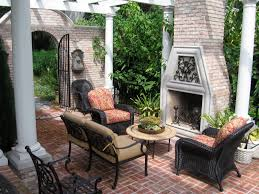 Best Colors For Painting Outdoor Brick Walls by Fireplace Outdoor Ideas About Modern On And Decorating A Garden