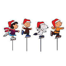 peanuts outdoor decorations 2d from sears