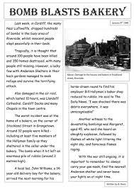 news report template news report template for students fieldstation co