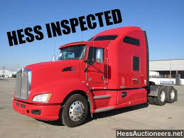 kenworth tractor trailers for sale used 2012 kenworth t660 tandem axle sleeper for sale in pa 22742