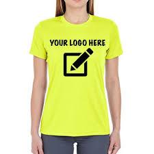 light yellow t shirt custom woman s t shirt light yellow color printpex corp
