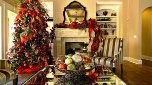 Xmas Decorating Ideas Home Inside Christmas Decorating Ideas Fancy Design 8 Decoration