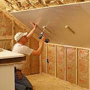 Insulating Existing Interior Walls Installing Rigid Foam Insulation On Interior Walls Or Ceiling