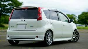 nissan note 2007 nissan note tuning youtube