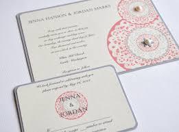 handmade invitations 37 unique handmade wedding invitations care2 healthy living
