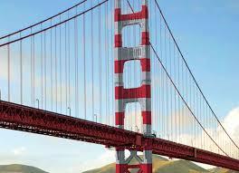 golden gate bridge anniversary via magazine