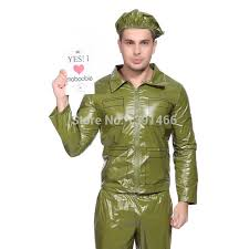 Toy Soldier Halloween Costume Womens Dress Shirts Custom Picture Detailed Picture