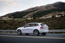 volvo jeep 2018 volvo xc60 t6 awd first drive review automobile magazine