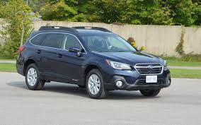 subaru outback 2018 grey 2018 subaru legacy and outback wired for the future 1 18