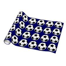 soccer wrapping paper 35 best wrapping paper images on wrapping papers gift