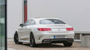 mercedes s68 amg 2015 mercedes s63 amg coupe a 585 luxobarge of awesome