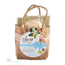 olive gift basket baby gift basket with teddy olive shop new zealand