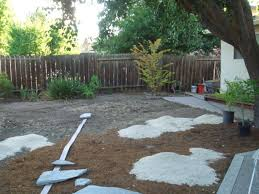 Small Backyard Ideas No Grass Backyard Ideas No Grass Backyard Landscape Design With Regard To
