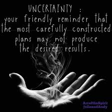 Comfortable With Uncertainty Blog Archives Arc Of The Spirit