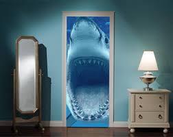 shark wallpaper etsy