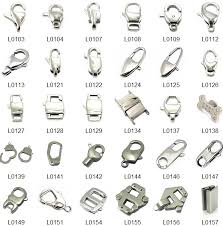 stainless steel necklace clasp images High quality wholesale stainless steel jewellery clasps buy jpg