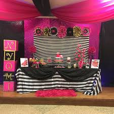 Barbie Themed Baby Shower by Kate Spade Baby Shower Party Ideas Princess Kate Party Ideas