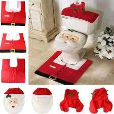 popular christmas santa claus bathroom buy cheap christmas santa