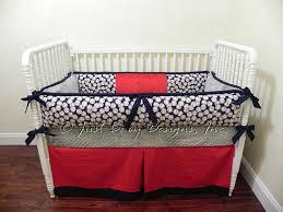 baseball crib bedding set kenny boy baby bedding baseball