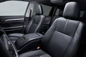 Used Cars With Leather Interior Toyota Highlander Reviews Research New U0026 Used Models Motor Trend