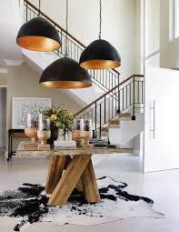 entry statement grouping of large pendants entry