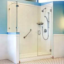 Shower Glass Doors Schicker Luxury Shower Doors Shower Glass Installation