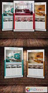 interior design flyer template 235902 free download photoshop