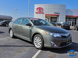 toyota camry green color 2012 toyota camry for sale with photos carfax