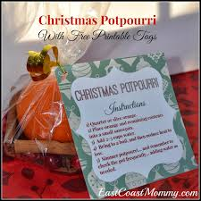 christmas potpourri cute neighbour gift parents kid and gifts