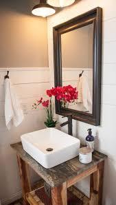 Farmhouse Bathroom Ideas Amazing Bathroom Vanity Farmhouse Style 19 Within Farmhouse
