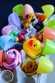 easter eggs filled with toys candyless easter eggs the nurturer